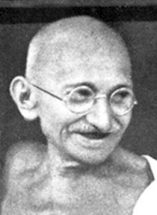 Mohandas Karamchand Gandhi (/ˈɡɑːndi, ˈɡændi/; 2 October 1869 – 30 January 1948) was an Indian lawyer, anti-colonial nationalist, and political ethicist, who employed nonviolent resistance to lead the successful campaign for India's independence from British Rule, and in turn inspire movements for civil rights and freedom across the world.